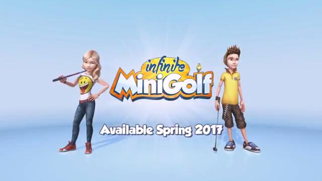【期待】ニンテンドースイッチに海外インディーゲー『Infinite Minigolf』『JYDGE』が登場!ちょっとやってみたいんだがwwww