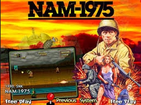 【速報】ニンテンドースイッチで『アケアカNEOGEO NAM-1975』が3月9日に配信決定!!