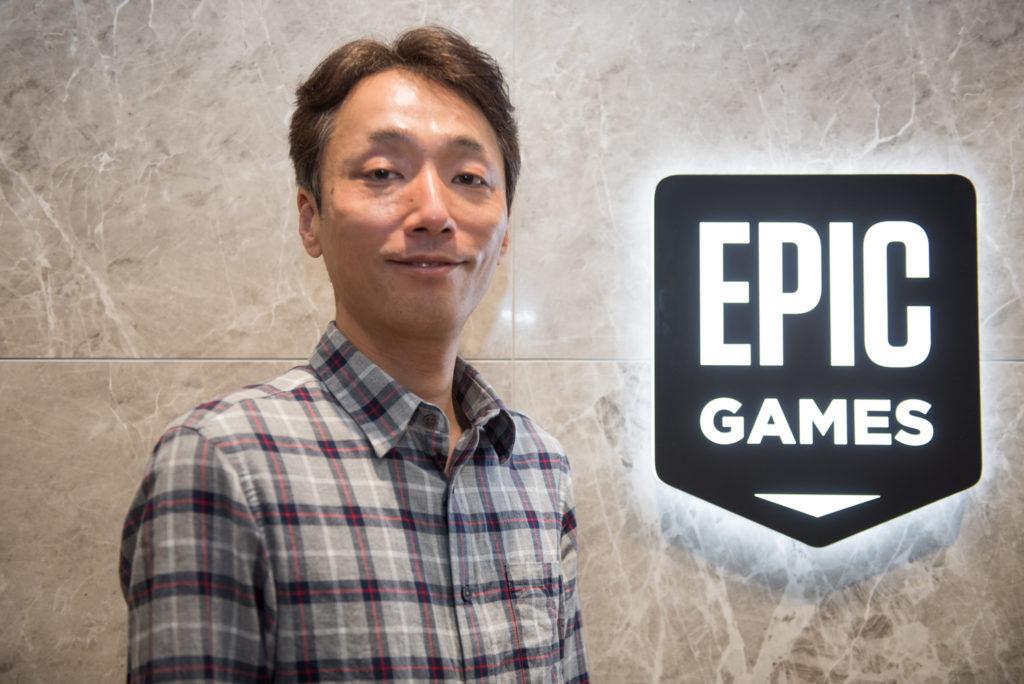 【期待】Epic Games Japan代表河崎氏「UE4製で大物プロデューサーが手掛ける、未発表の国内の大型タイトルが控えている」