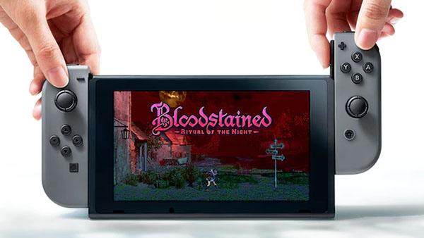 【速報】『悪魔城ドラキュラ』IGA氏の新作『Bloodstained』がニンテンドースイッチで発売決定キタ━━━━(゚∀゚)━━━━!!