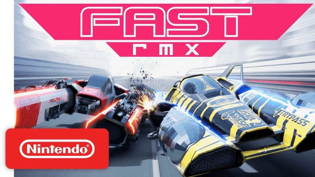 【ニンテンドースイッチ】『Fast RMX』のオンライン対戦、マッチング相手が世界中に1人しかいなくてワロタwwwワロタ……