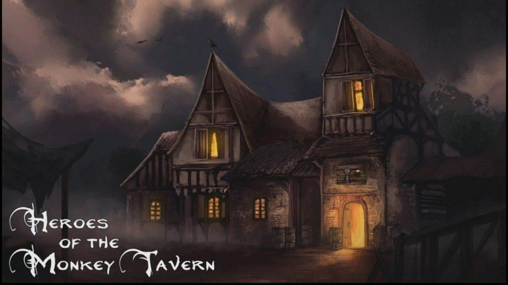 【朗報】ニンテンドースイッチに本格3DダンジョンRPG『Heroes of the Monkey Tavern』登場キタ━━━━(゚∀゚)━━━━!!