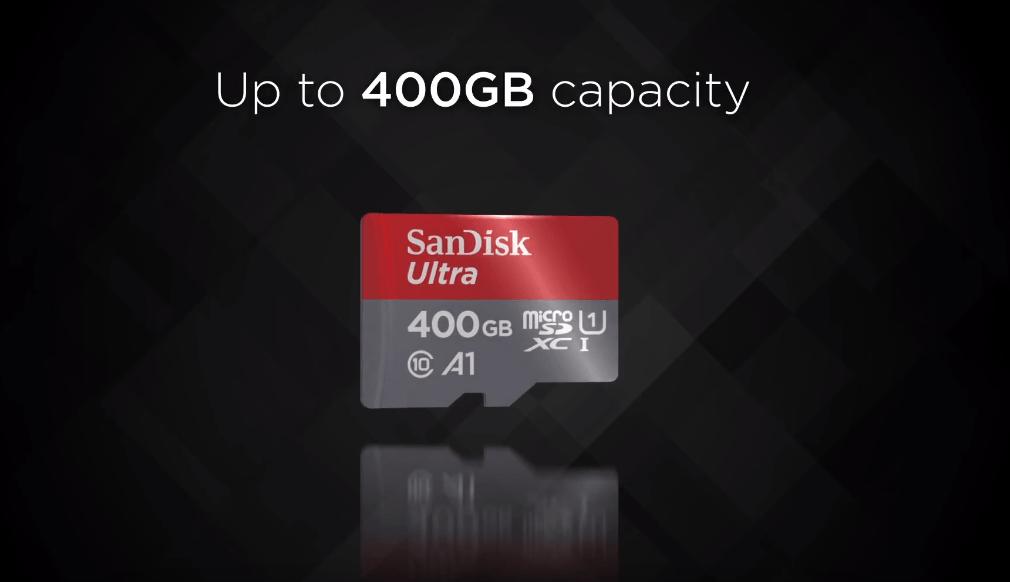 ニンテンドースイッチに400GBの容量は必要……?サンディスクから発売された大容量microSDカードが話題に!!!