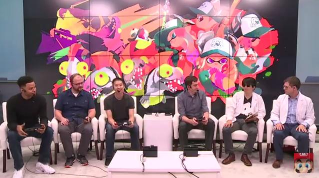 【超期待】E3で『スプラトゥーン2』のサーモンランを実況プレイ!!最高難易度は200%ってヤバそうwww