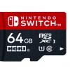 【速報】「microSDカード for Nintendo Switch 64GB」が新発売!価格は6458円!!