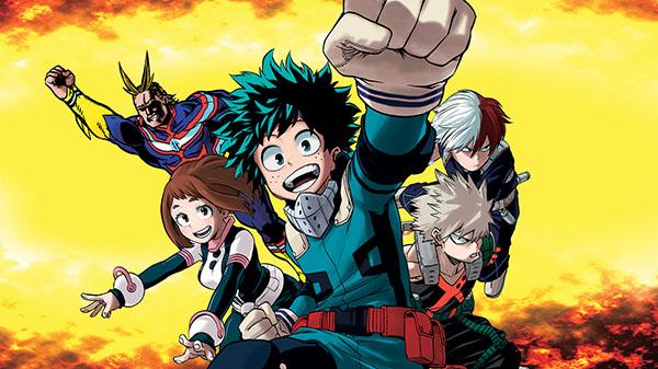 【朗報】『僕のヒーローアカデミア One's Justice』プレイアブルキャラが新たに3人判明したぞ!!