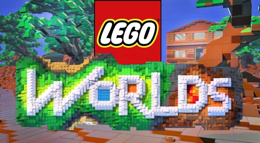【速報】レゴシリーズ最新作『LEGO Worlds』が来年発売!WiiU、ニンテンドースイッチの表記はなし……