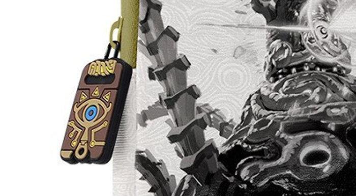 【※画像あり】ニンテンドースイッチ『ゼルダ』『マリカ』『アームズ』モチーフの任天堂オフィシャルポーチが7月下旬発売決定キタ━━━━(゚∀゚)━━━━!!