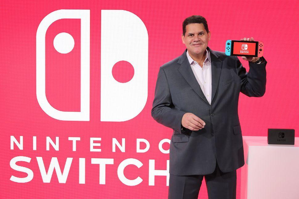【期待】米任天堂レジー社長「大物サードがベストコンテンツをニンテンドースイッチに持ってくることを約束した」