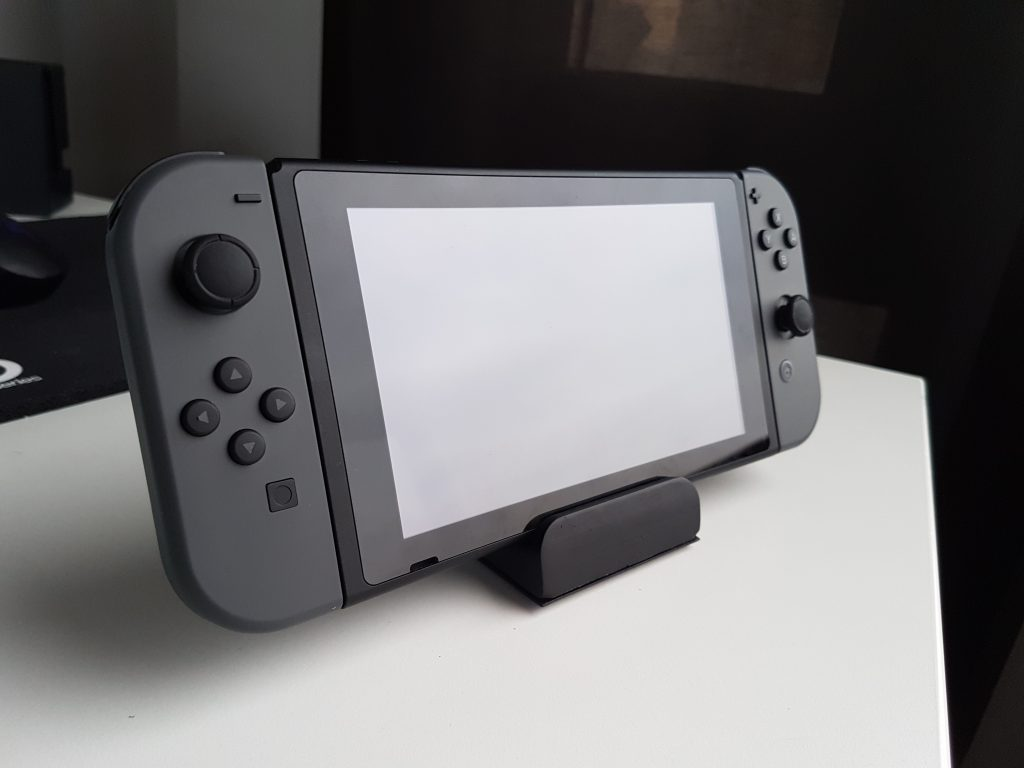【驚嘆】3Dプリンターで作ったニンテンドースイッチの自作コンパクトドックがクオリティ高すぎると話題に!!