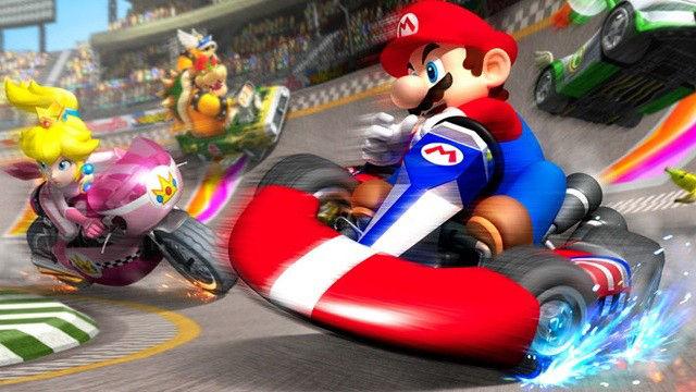 【速報】『ニンテンドースイッチ版マリオカート8』は新コース&新キャラ&新バトルモードが追加される!?