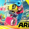 【ニンテンドースイッチ体験会】『ARMS(アームズ)』体験レポ!アームは左右別々で装着可能!必殺技はアームで異なる!2人対戦楽しい!