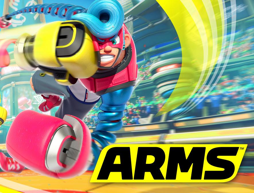 【期待】世界最大級の格闘ゲーム大会EVO種目でニンテンドースイッチ『ARMS』が選ばれてるぞおお!!!!