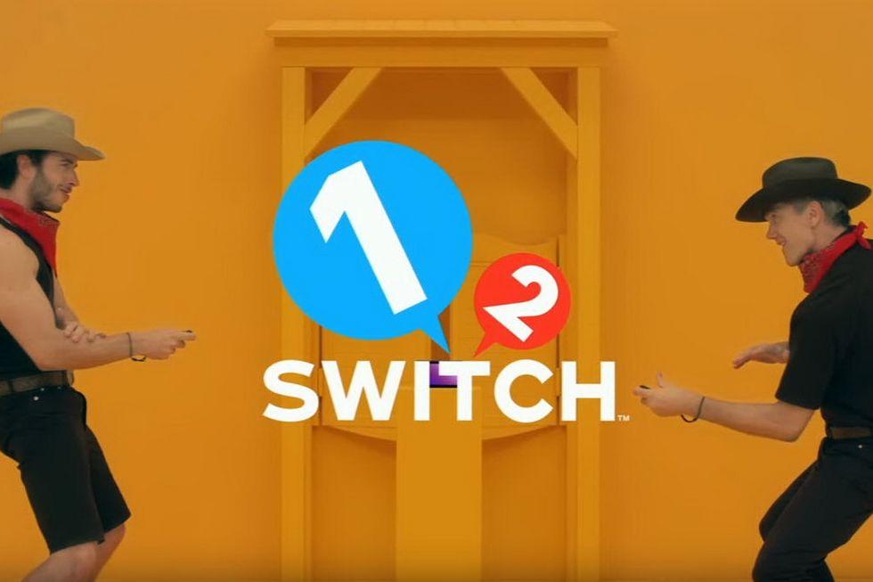 【質問】お前ら『1-2-switch』買うの?すぐ飽きちゃいそうだけどニンテンドースイッチを体感するなら買うべきかな?