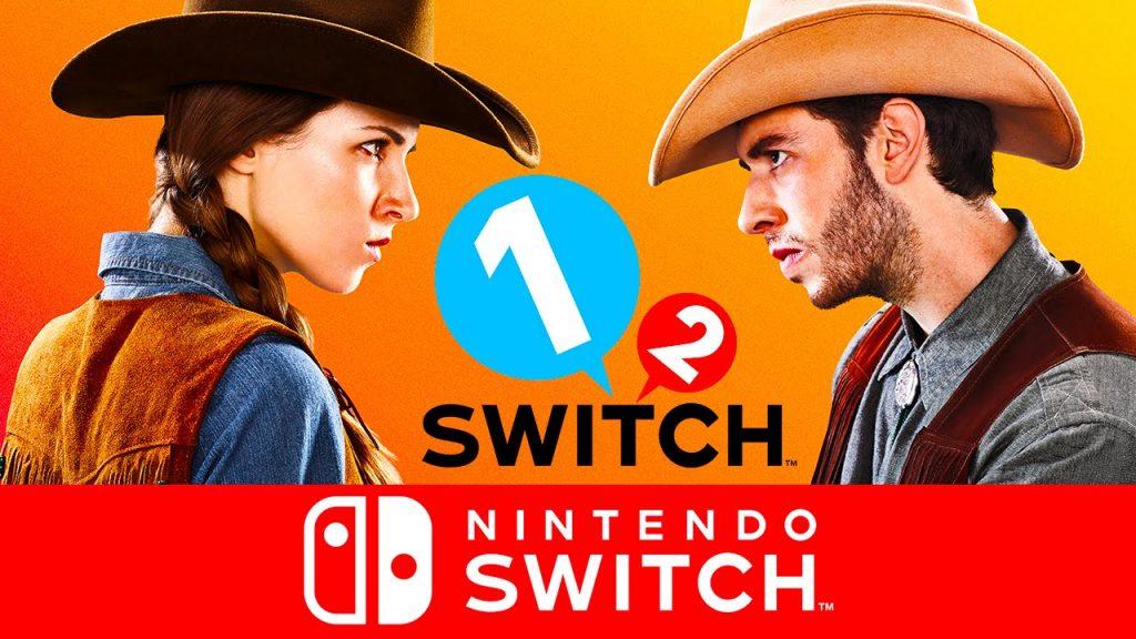 【感想】ニンテンドースイッチ『1-2switch』発売!パーティー用としては最高に盛り上がれるゲーム!!