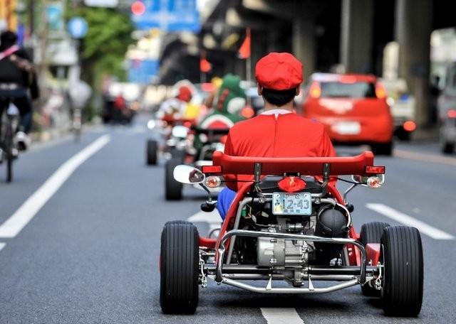 【速報】マリオカートのレンタカーが無許可で営業していたため任天堂に訴えられる!