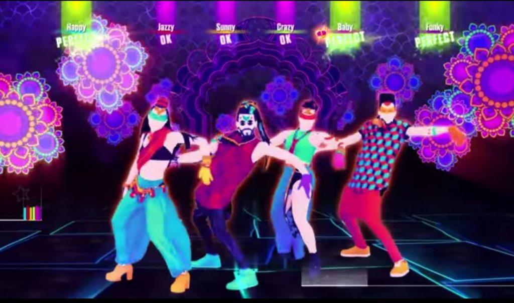 【ニンテンドースイッチ】『ジャストダンス2017』の「オンラインモード」がかなり楽しそうな件www日本で発売してくれえええ!!!!!!!