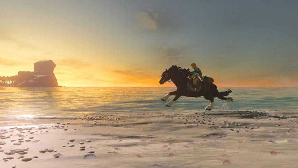【※ネタバレ注意】お前ら、『ゼルダの伝説 ブレス オブ ザ ワイルド』で馬に乗ってる?
