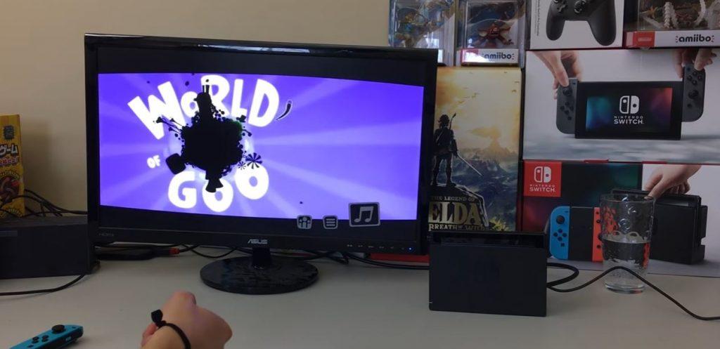 【期待】ニンテンドースイッチで「Wiiリモコン」のような操作が可能なことが判明!