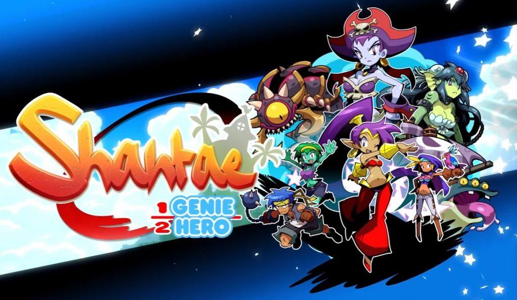 【期待】海外のニンテンドースイッチで『Shantae Half Genie Hero』が発売!日本でも出してくれえええ!