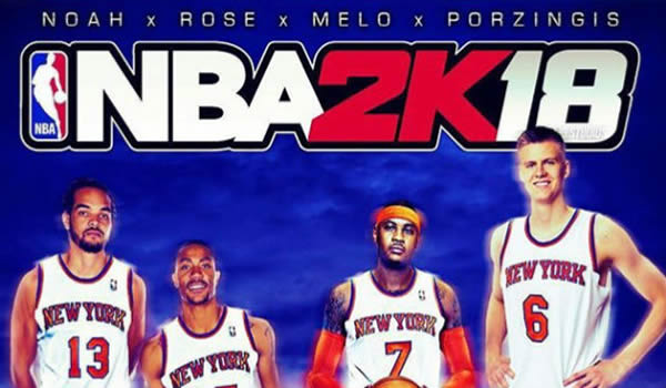 【速報】『NBA2K18』が9月19日(金)に発売決定!ついに本格スポーツゲームがニンテンドースイッチでも出るぞ!!