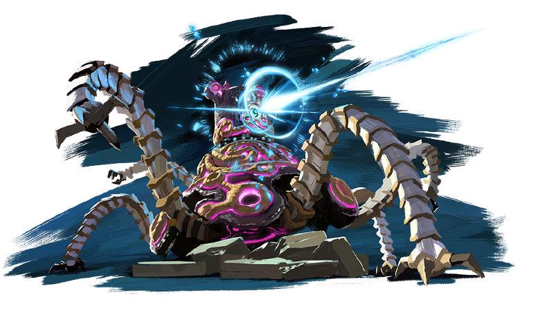 【※ネタバレ注意】『ゼルダの伝説 ブレス オブ ザ ワイルド』プレイしてたらめっちゃ「もののけ姫」連想するわwww絶対ジブリの影響受けてるよな!?