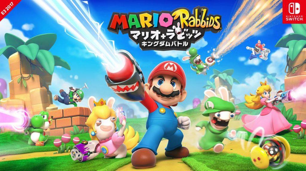【朗報】『マリオラビッツキングダムバトル』がメタスコアで85点を獲得!日本でも早くプレイしたい!!!