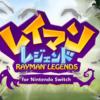 【話題】ニンテンドースイッチで発売中の『レイマン レジェンド for Nintendo Switch』が神ゲーすぎる!!