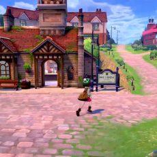 【話題】『ポケモン ソード・シールド』で「ガラル地方 ひみつのワンシーン~ポケモン研究所のある町~」動画が公開!!町を歩く様子が見られるぞ!!