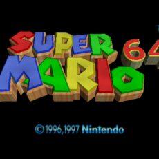 【雑談】『スーパーマリオ64』の怖さと『スーパーマリオ64DS』の怖くなさ、わかる人いる?