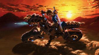 【意外】『ゼルダの伝説 ブレスオブザワイルド』にバイクを出した理由wwwww