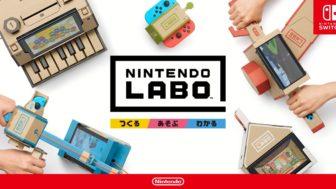【期待】海外で『ニンテンドーラボ』が大絶賛!!海外大手ゲームメディア「任天堂史上最高の発明品だ」