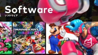 【話題】ニンテンドースイッチに、任天堂よりも多くのソフトを供給したメーカーがあるらしいwww