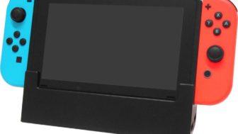 【朗報】ニンテンドースイッチの「LANポート付きドック」が2月23日に発売決定!!