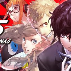 Nintendo Switchで『ペルソナ5』の完全版が発売か!?とある書き込みが話題に!