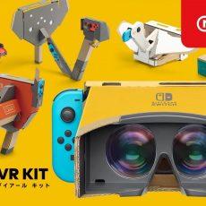 【話題】ツタヤ週販ランキング(4/8~4/14)1位『EDF』2位『SEKIRO』3位『SDBH』!『Nintendo Labo VR KIT』は「ちょびっと版」の方が売れてるようだぞ!!!